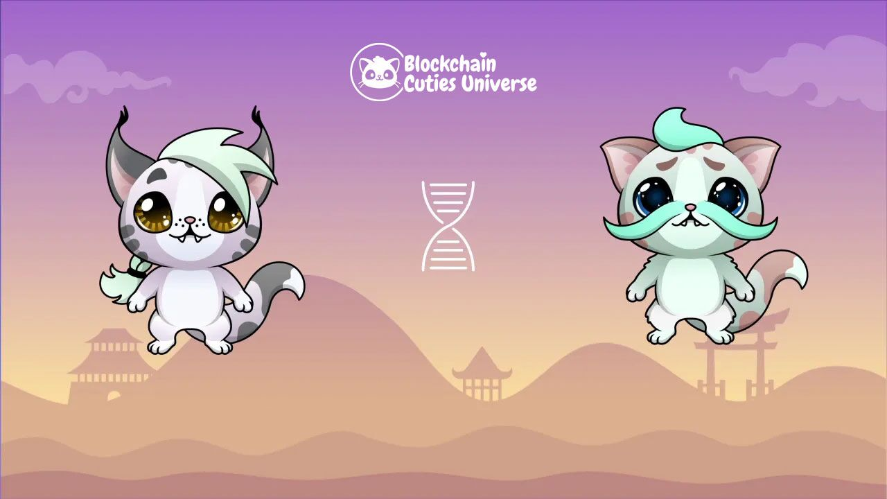 BlockchainCuties.co – engage in PvP battles and earn Ethereum